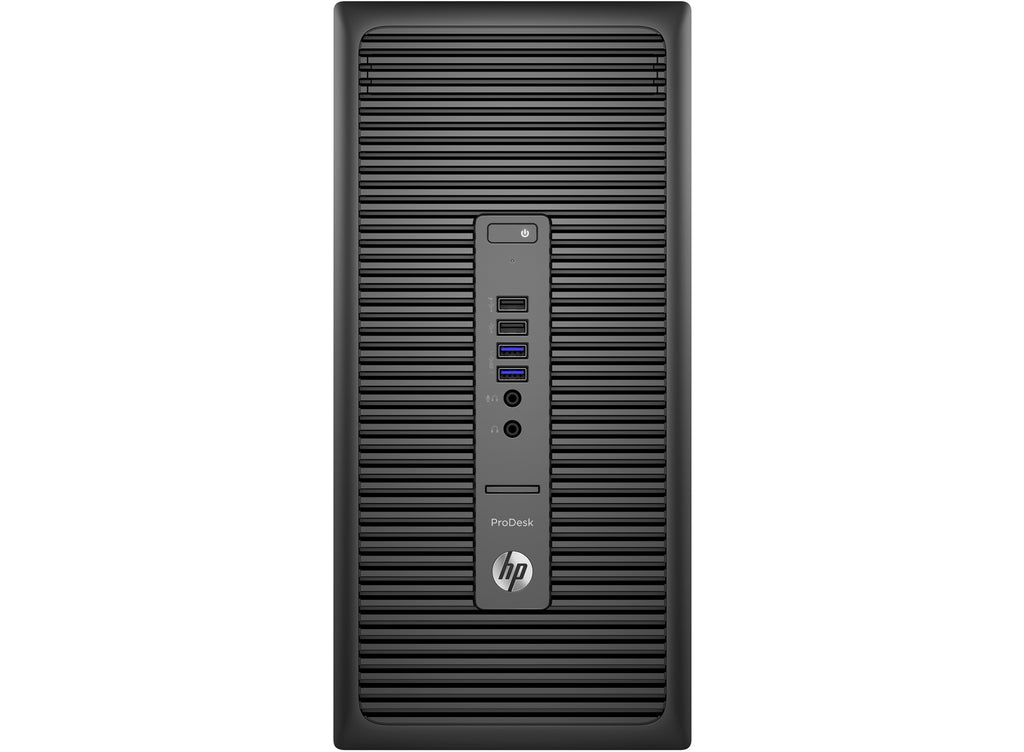 HP 600 G2 TOWER i7-6700 3.4Ghz 16GB RAM 240GB SSD DVD W10P