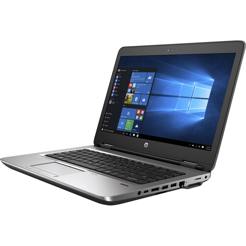 "HP Probook 645 G2 14"" AMD A6-8500B 4GB 500GB Windows 10 Pro (Refurbished)"