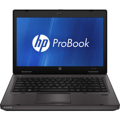 "HP ProBook 6460B 14.0"" Intel Core i7 2620M 2.70GHz 8GB 320GB HDD DVDR  Windows 10 Pro"