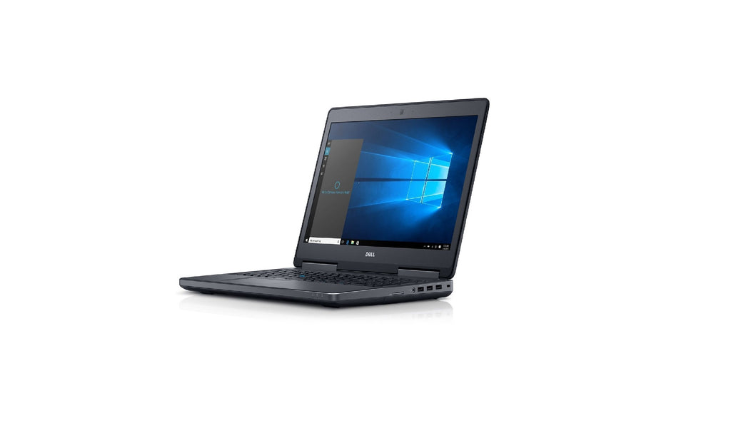 Dell Precision 7510 15.6'' Intel Core i7-6820HQ 32GB 1TB HDD Includes WiFi, Webcam Windows Pro 10