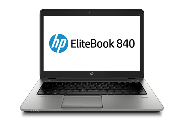 HP ELITEBOOK 840 G1 14'' LED i5 4200U 1.6GHz 4GB RAM 500GB HDD Windows 10 Home (Refurbished : B Grade)