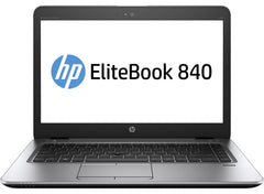 HP Elitebook 840 G3 Core i7-6600U-2.60GHz 8GB 256GB SSD Win 10 Pro