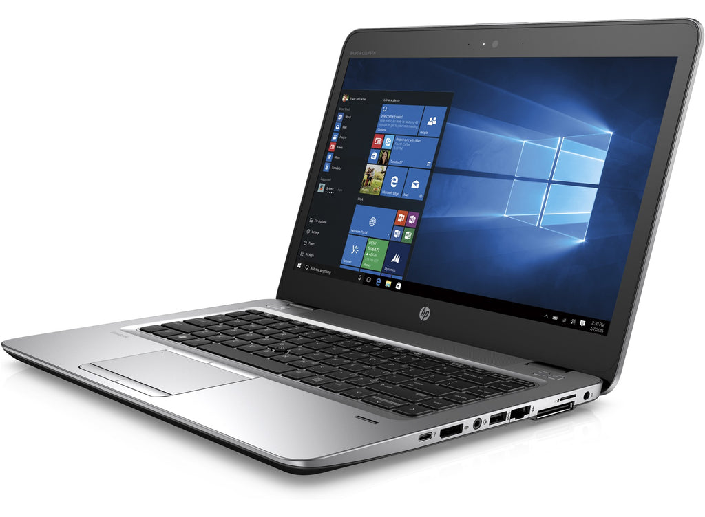 "HP Elitebook 840 G3 14"" Intel Core i5 2.4GHz 6300U 8GB RAM 256GB SSD Win10Pro (Refurbished)"