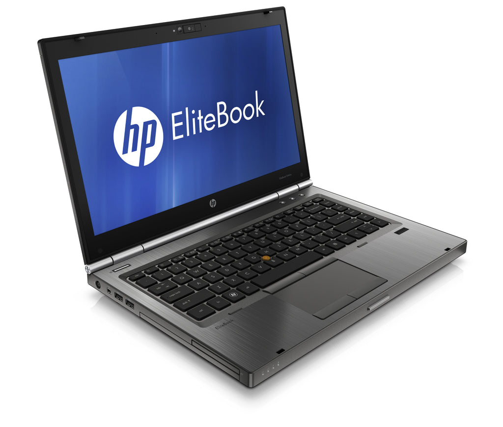 "HP EliteBook 8460W 14"" Intel Core i5 2.5GHz 4GB RAM 160GB SSD Windows 10 Pro (Refurbished)-"