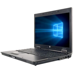 "HP Elitebook 8540W 15.6"" Core i7-2.8GHz(M640) 8GB 500GB DVD Windows 10 Pro (Refurbished)"