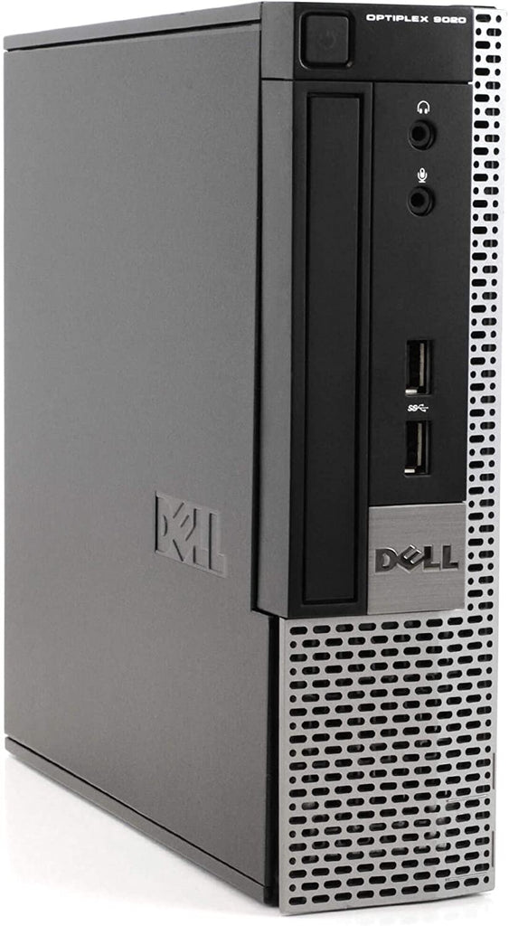 Dell OptiPlex 9020 USFF Intel i5 16GB Ram 512GB SSD Win10P (Refurbished)