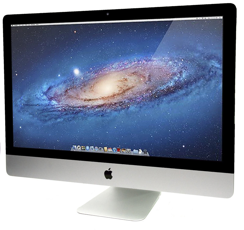 "Apple iMac A1418, 21.5"", Intel Core i7-3770S, 8GB RAM, 1TB HDD, OS X (Refurbished)"