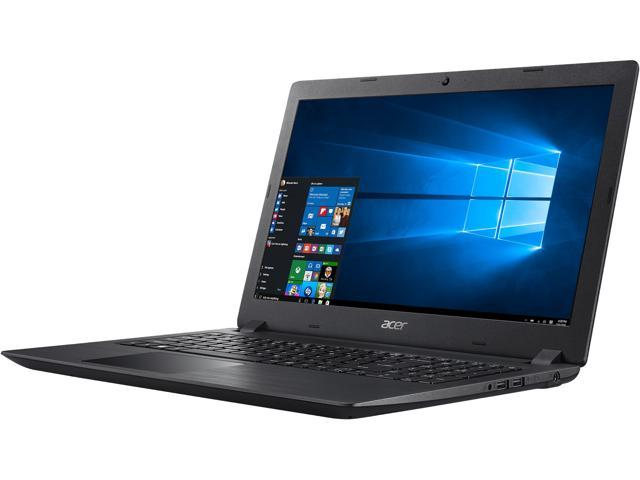 "Acer  Aspire 15.6"" Laptop A9-9420 AMD A-Series A315-21-99E5 8GB 1TB HDD Windows 10 home (Refurbished)"