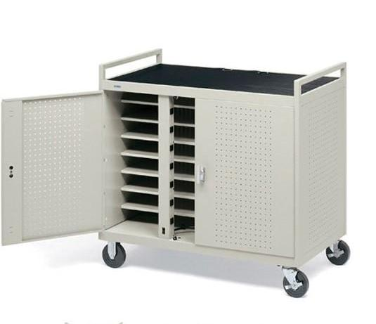 Bretford Cart - Power Up To 24 Notebooks (Free Shipping)