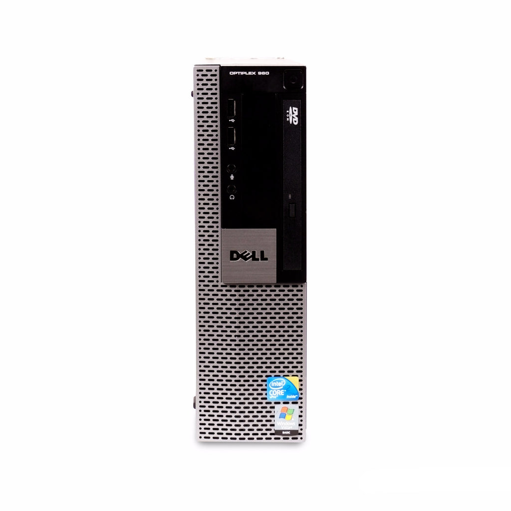 DELL GX960 Desktop quad core Q8300 2.50GHz 6GB, 1TB HDD  Windows 10 Professional