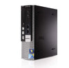 Dell Optiplex GX 780 USFF Core 2 Duo 3.0Ghz 4GB 160GB SSD Windows 10 HOME WiFi