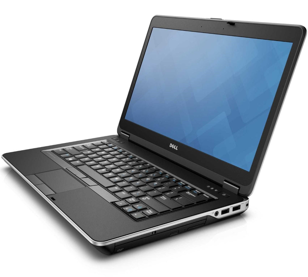 "Dell Latitude E6440 14.1"" Core i5(4200M)2.5GHz 8GB 256GB SSD Windows 10 Pro (Refurbished)"