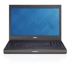 "Dell Precision M4800 15.6"" Intel Core i7-4810MQ 2.8GHz 8GB 500GBHDD DVD (Refurbished)"