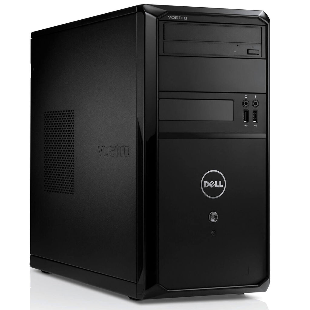 Dell VOSTRO230 TWR, intel C2D(E7500) - 2.9GHz, 4GB, 250GB, W10 Home, WiFi