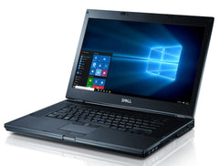 "Dell Latitude E6410 14.1"" Core i7 620M 2.67 Ghz 4 GB RAM 250 GB HDD Windows 10 Home - WIFI DVDRW (Refurbished)"