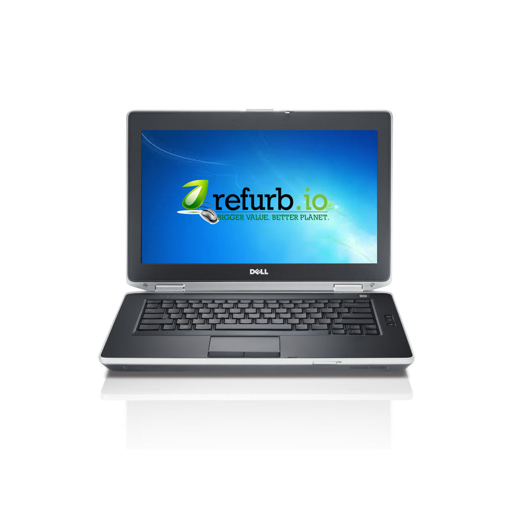 Dell Latitude E6430s i5 3320M 2.6GHz 4GB Ram 320GB HDD Refurbished Laptop WINDOWS 10 PROFESSIONAL
