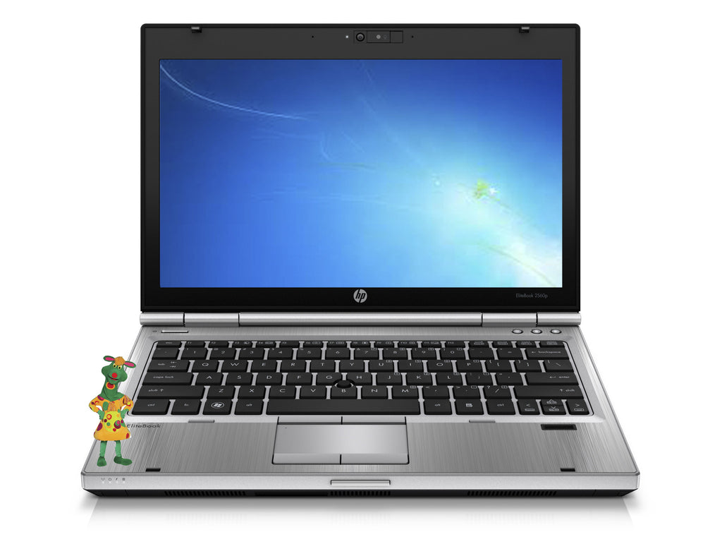 HP 2560P Elitebook i5 2520m 2.5ghz 8GB Ram 80GB SSD Windows 10 Pro