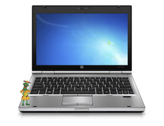 HP 2560P ELITEBOOK LAPTOP, 8GB, 80GB SSD, INTEL i5-2540M 2.6GHz