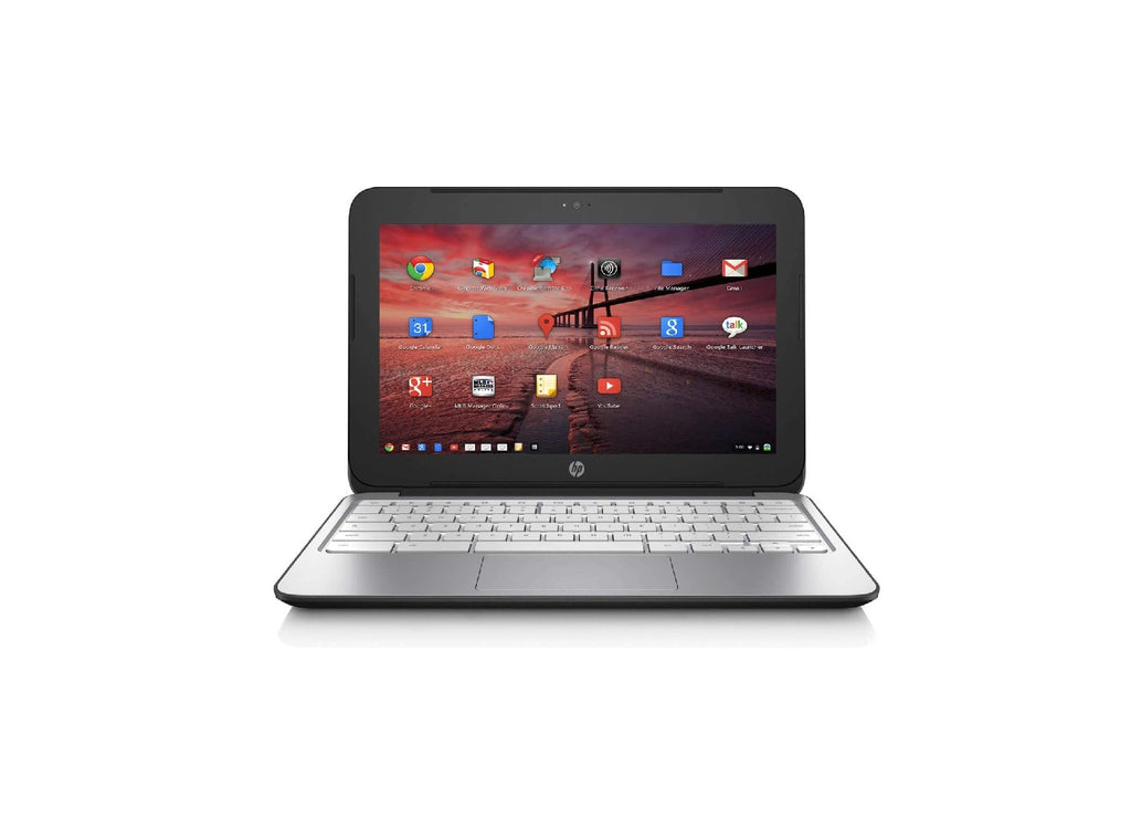 "HP G2 11"" Chromebook Exynos 5250 Dual-Core 2GB 16GB SSD Webcam Chrome OS (Refurbished)"