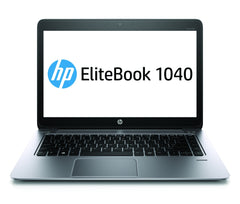 HP EliteBook Folio 1040 G1  i5 8GB 120GB SSD WINDOWS 10 PROFESSIONAL