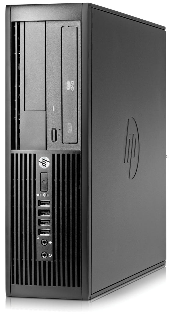 HP 4000 SFF C2D (2.8Ghz) 4GB 500GB DVD WINDOWS 10 PRO WIFI