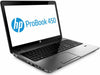 "HP ProBook 450 G1 , intel i3 2.4Ghz, 8GB, 120GB SSD, 14"" WINDOWS 10 PROFESSIONAL"
