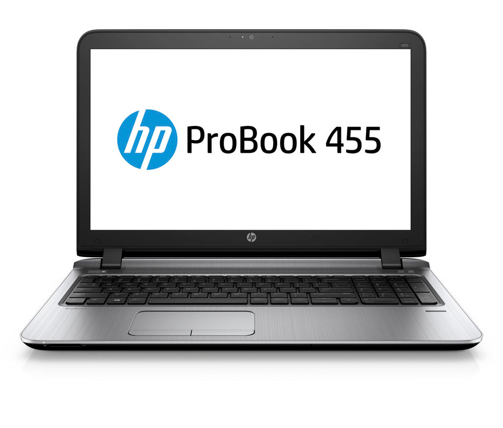 HP 455G3, AMD A4(7210) - 1.8GHz, 8GB, 120GB SSD, WINDOWS 10 PROFESSIONAL