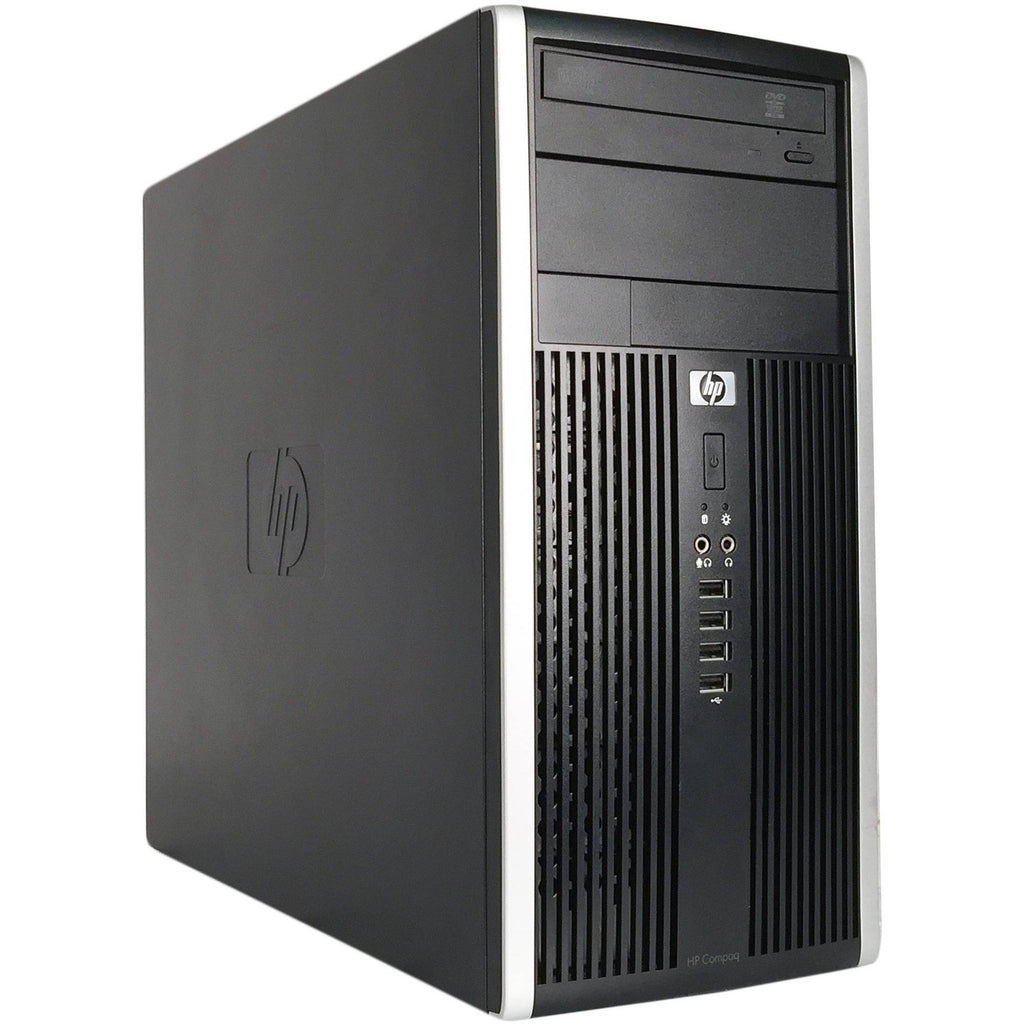 HP 6300 TWR, INTEL I5- 3.2GHz, 16GB, 2TB, DVD, WIN10 PRO, WiFi