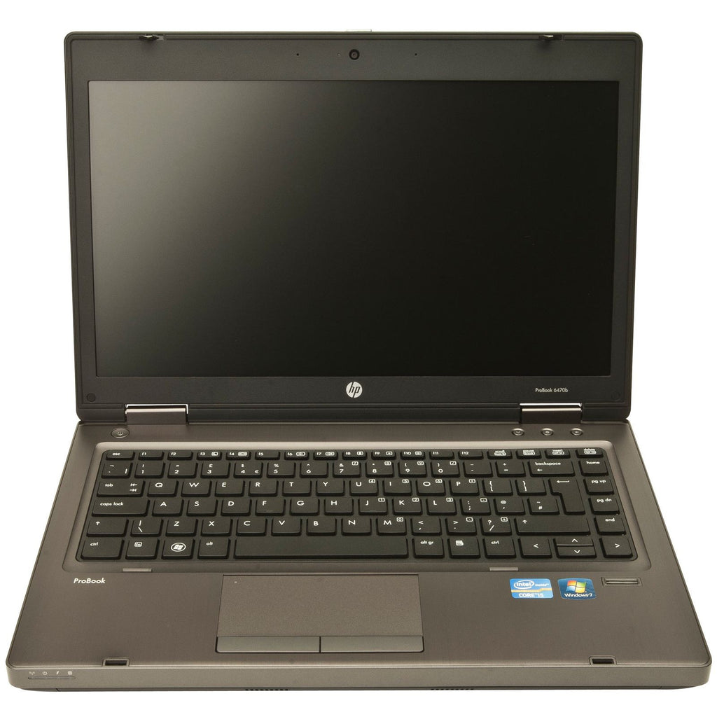 HP PROBOOK 6470B i5 3320m 2.6ghz, 4GB Ram, 320GB HDD, Windows 10 Home Refurbished Laptop