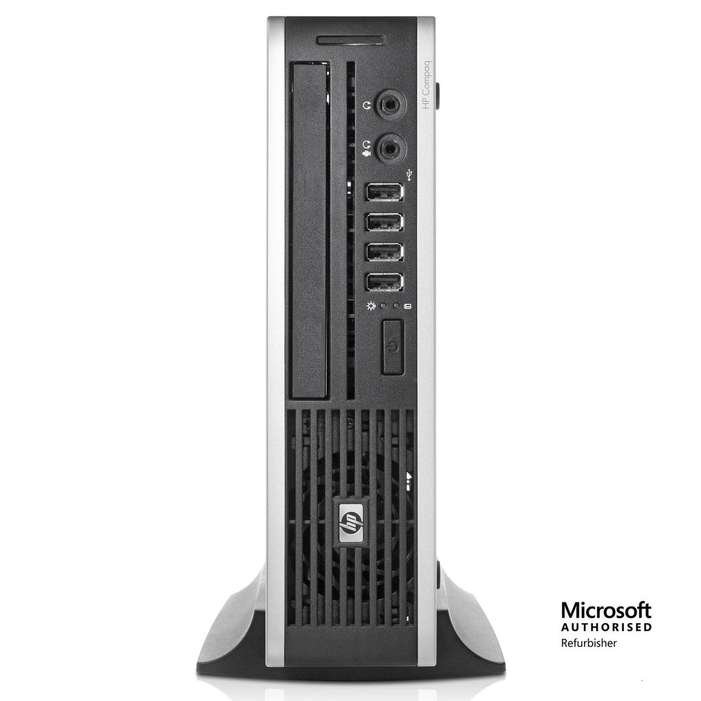 HP 8000 USFF, intel C2D - 2.33GHz, 4GB, 160GB, W10 Home, WiFi