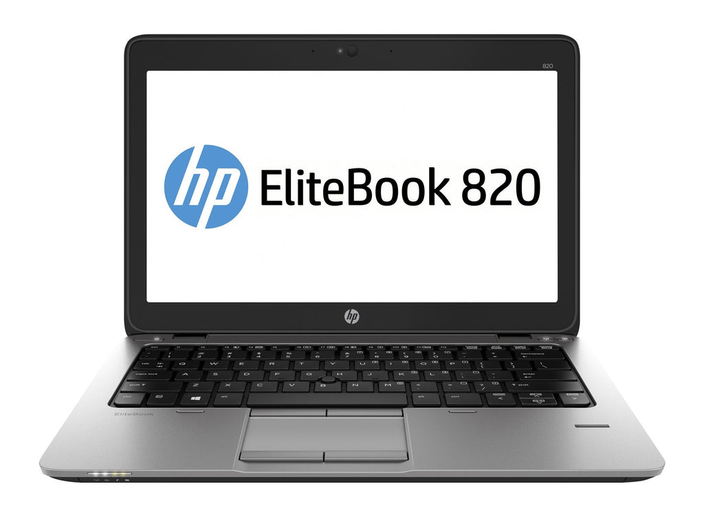 "HP Elitebook 820 G1 i5 4200u 1.6GHz 8GB Ram 120GB SSD 12.6"" Windows 10 Pro (Refurbished)"