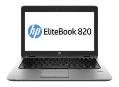 "HP Elitebook 820 G1 i5 4200u 1.6GHz 8GB Ram 120GB SSD 12.6"" WINDOWS 10 PROFESSIONAL"