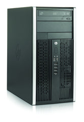 HP ELITE 8300 MT I7 3770 3.4GHz 8GB Ram 2TB Hard drive DVDRW Win 10 Pro 64BIT