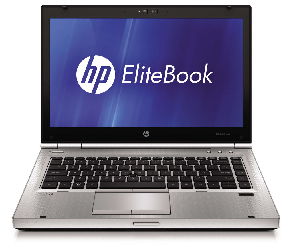 "HP EliteBook 8460P, intel i5 2.5Ghz, 8GB, 120GB SSD , 14"" WINDOWS 10 PROFESSIONAL"