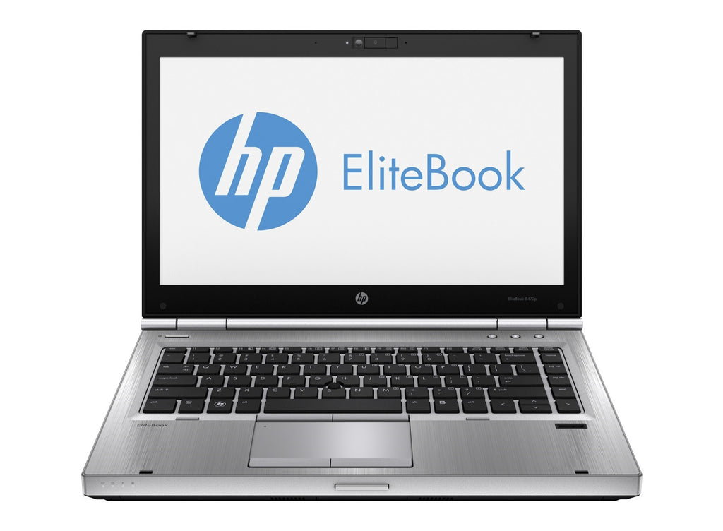 "HP Elitebook 8470P 14"" Intel i5 3320m 2.6 Ghz 4GB/8GB/16GB Ram 320GB/500GB HDD 240GB SSD WINDOWS 10 PROFESSIONAL"