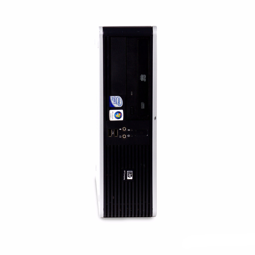 HP Elite 8200 SFF Intel i5 2400 3.1 GHz 8GB Ram 1TB DVD Windows 10 Home
