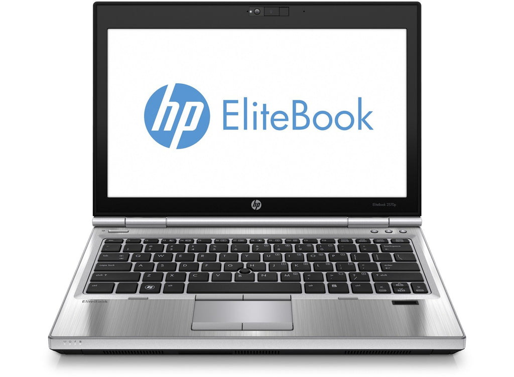 "HP Elitebook 2570P i5 3320M 8GB 120GB SSD 12.5"" Windows 10 Pro"