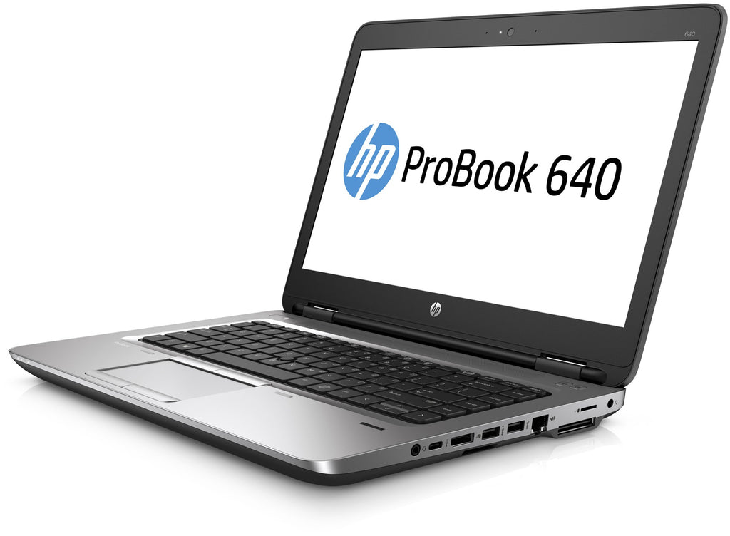 "HP ProBook 640 G1 - 14"" - Core i5 4200M - 2.5 GHz - 8 GB RAM - 500 GB HDD WIFI Windows 10 Pro 64 BIT Gen 4"