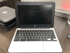 LOT of 100 Units : HP Chromebook 11 G3 11.6-inch Intel Celeron N2840 4GB 16GB SSD Chrome OS - FINAL SALE