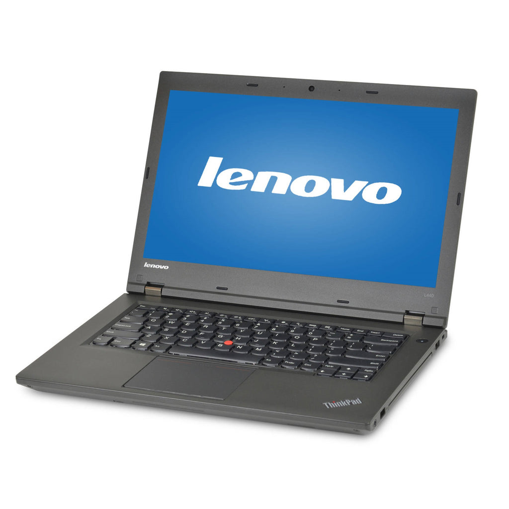 "Lenovo Thinkpad L440 Core i5-4300U 2.6GHz 8GB 500GB HDD 14"" Windows 10 Pro (Refurbished)"