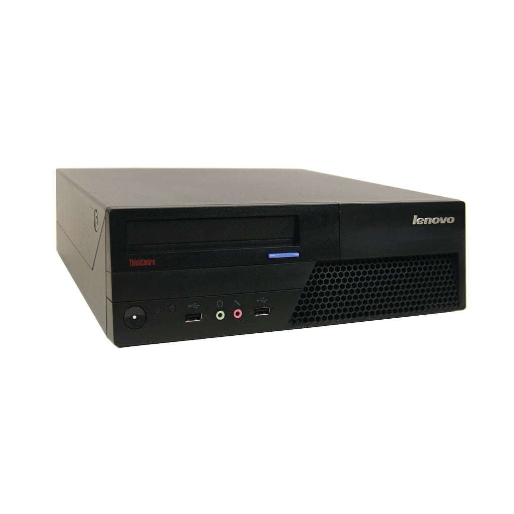 Lenovo M58 SFF C2D 3.0GHz, 4GB, 160GB, DVD, Windows 10 Home WiFi