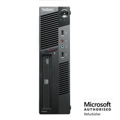 Lenovo M91 SFF, intel i5(2400), 4GB, 1TB, W10 Home, WiFi