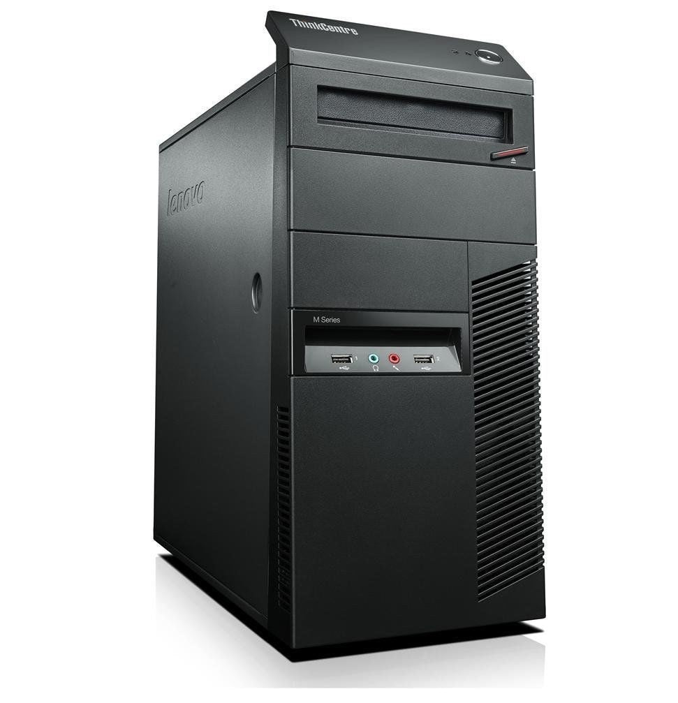 Lenovo M91 Tower i7 - 2600 - 3.1GHz, 16GB, 2TB, DVD, Windows 10 Pro WiFi