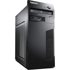 Lenovo M70 Tower C2D - 3.0GHz 4GB 500GB DVD Windows 10 Pro (Refurbished)