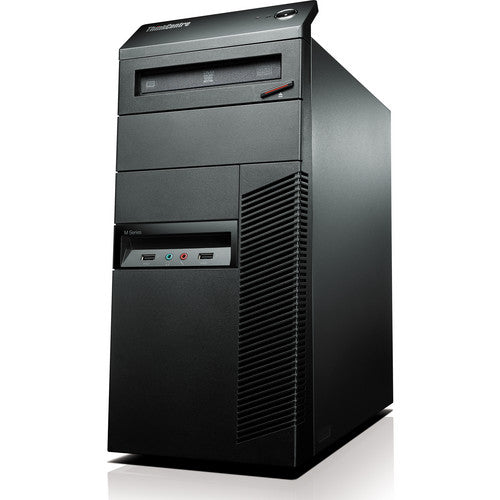 Lenovo ThinkCentre TOWER M92 i3 3220 3.3Ghz 16GB 2TB+120GB SSD Windows 10 Pro WIFI (Refurbished)