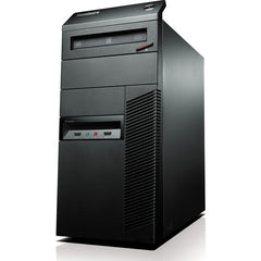 Lenovo M92 Tower i5-3470 3.2Ghz 8GB 1TB HDD + 128GB SSD Win10Pro (Refurbished)