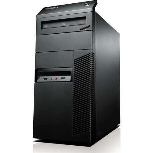 Lenovo ThinkCentre M92 Tower Intel i3-3220 3.3GHz 16GB 2TB DVD Windows 10 Pro WiFi