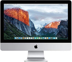 Apple iMac ME699LL/A 21.5'' Intel Core i3-3225 3.3GHz 4GB RAM 500GB HDD SATA Mac OS (Refurbished)