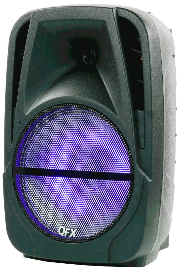 QFX PBX-BF12 Portable Party Speaker