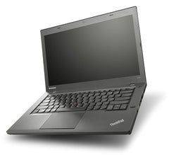 "Lenovo Thinkpad T440 Core i7-4600U 2.1 12GB 240GB SSD 14"" Screen Win 10 Pro (Refurbished)"